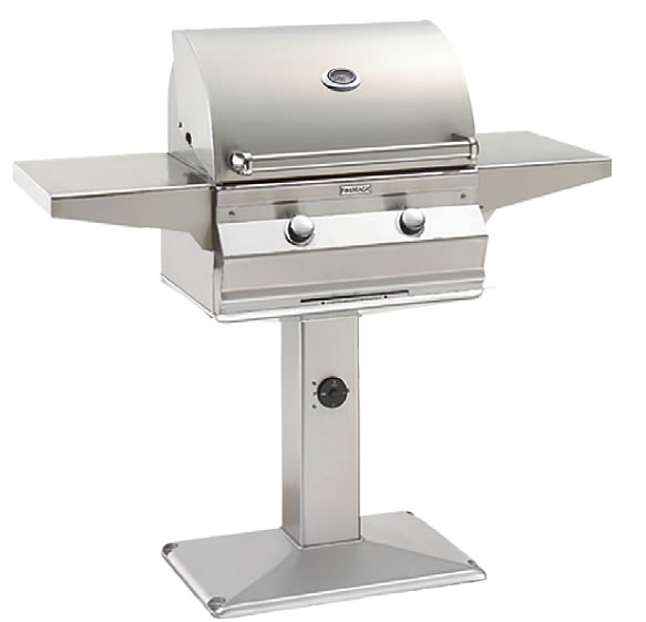 Fire Magic Choice C430s Patio Post Mounted Grill Fine S Gas