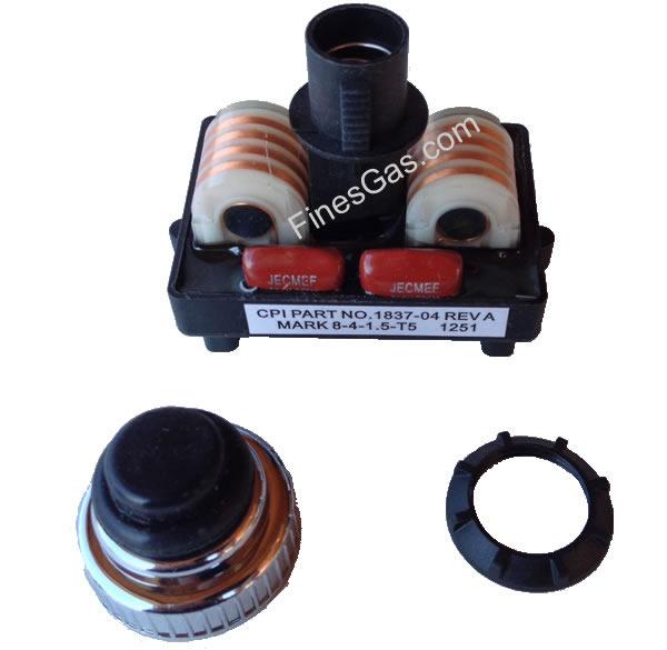 Fire Magic Grill Ignitor Spark Generator 4 Plug Fine S Gas