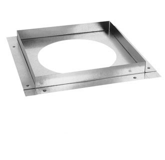 Duravent Ceiling Firestop For 4 X 6 5 8 Pipe Fine S Gas
