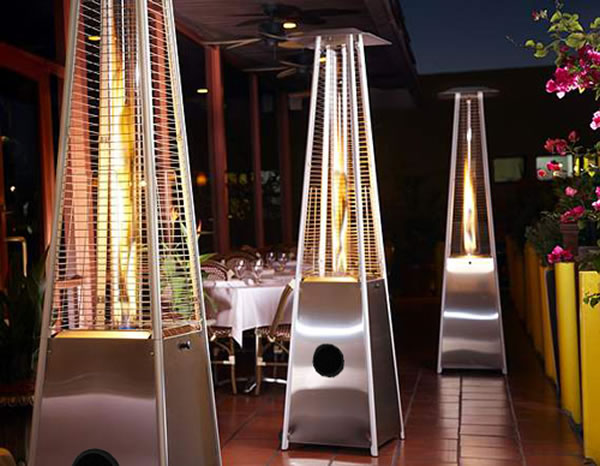 Glass Tube Outdoor Patio Heater Fine S Gas