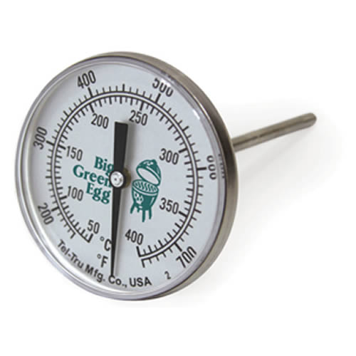 150 Degrees Celsius To Fahrenheit >> Big Green Egg External Temperature Gauge | Fine's Gas
