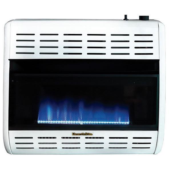 Hearthrite 30 000 Btu Blue Flame Space Heater Fine S Gas