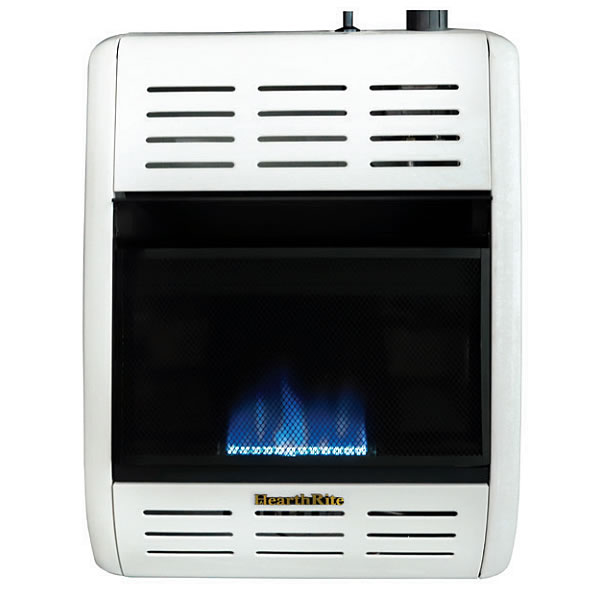 Hearthrite 10 000 Btu Blue Flame Gas Space Heater Fine S Gas