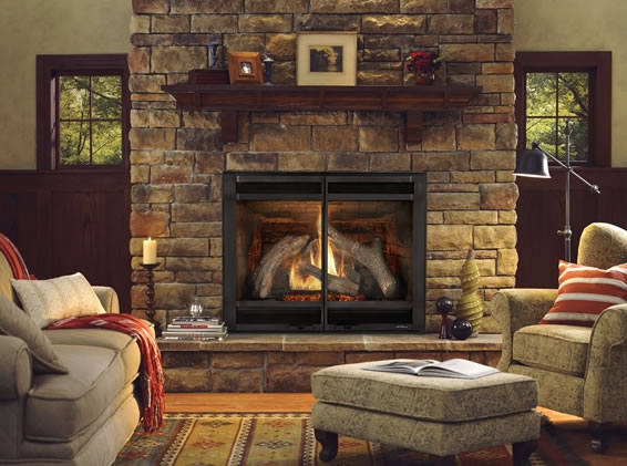 Heat N Glo 8000clx Direct Vent Fireplace