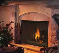 Heat N Glo Exclaim 42 Inch Wood Burning Fireplace