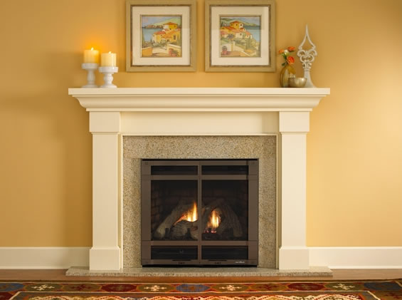 Heat N Glo Sl 550 Trs Direct Vent Fireplace