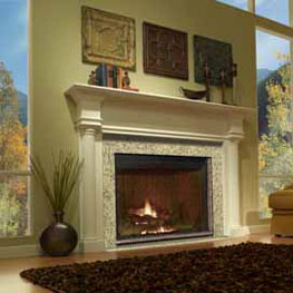 Heatilator Icon 100 Direct Vent Fireplace