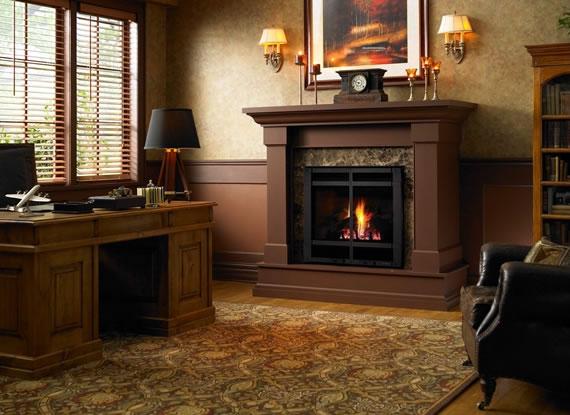 Heat N Glo Sl 550 Direct Vent Fireplace