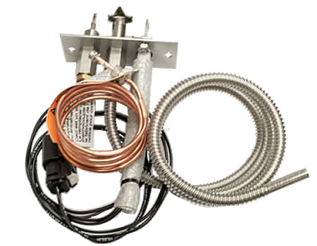 Replacement Pilot Assembly For Hpc Hwi Hot Wire Ignition