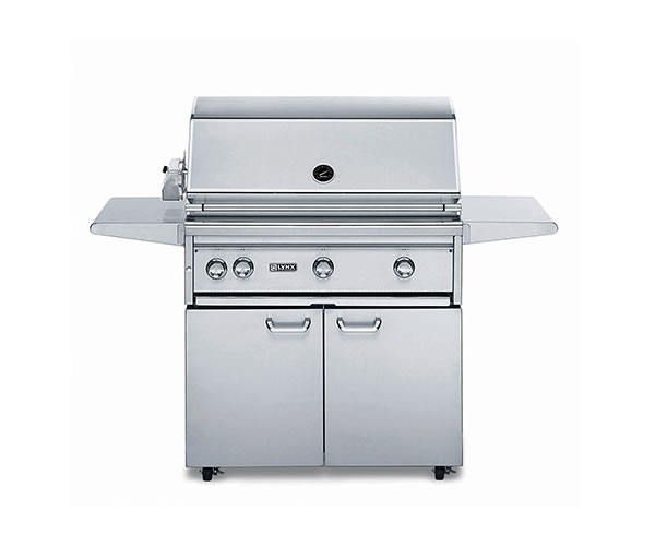 Lynx Grill 36 Inch With Portable Cart Fine S Gas