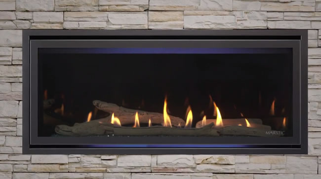Jade 32 Quot Direct Vent Fireplace By Majestic Fine S Gas