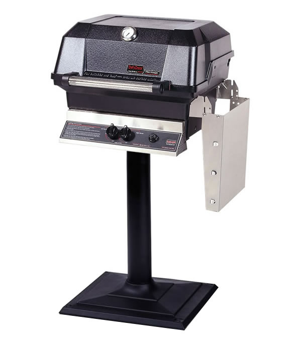 Mhp Gas Grill Patio Post Jnr Series Fine S Gas