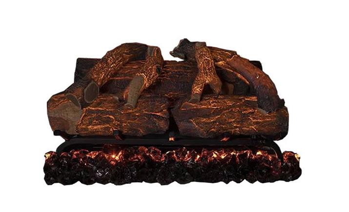 Modern Flames 20 Quot Sunset Charred Oak Electric Fireplace