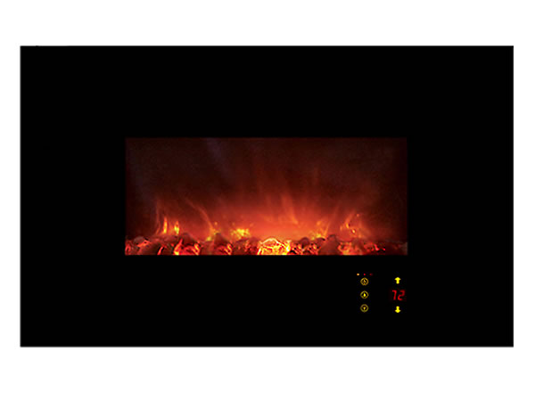 Modern Flames 45 Inch Electric Fireplace Wall Recessed