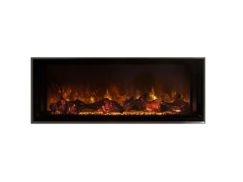 Modern Flames 60 Landscape Full View Electric Fireplace