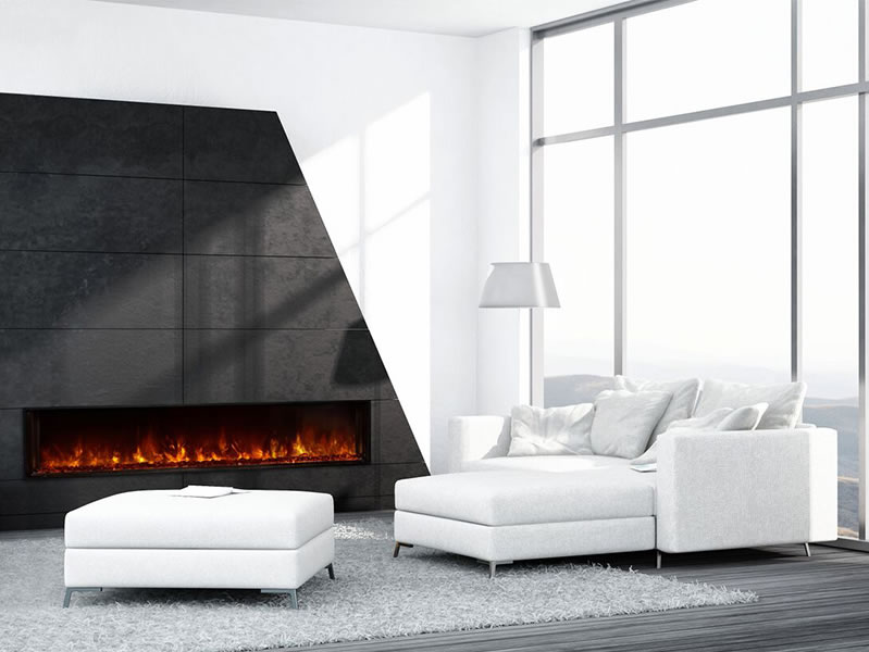 Modern Flames 80 Inch Landscape Fullview Electric