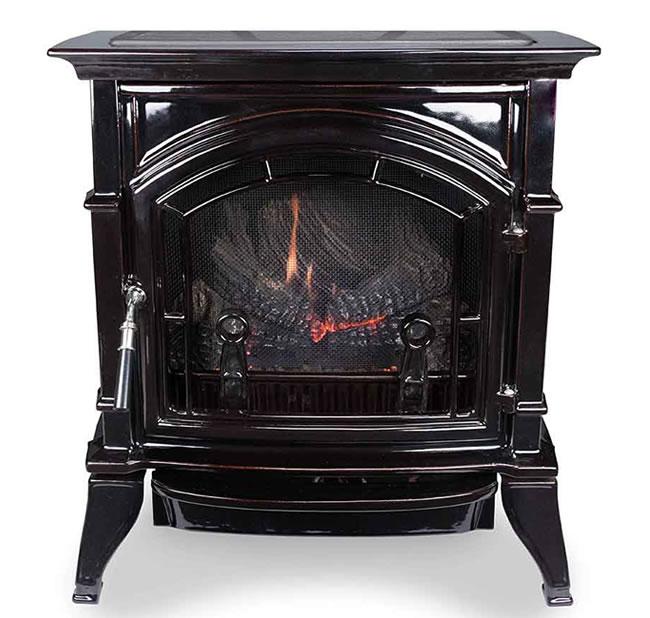 Monessen Cast Iron Vent Free Stove Fine S Gas