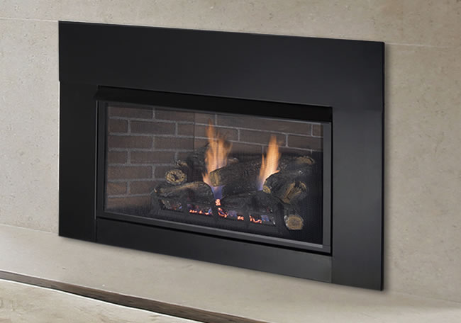 Monessen Solstice Traditional Vent Free Fireplace Insert