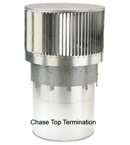 Monessen 11cf Series Chimney Cap For Chase Installations