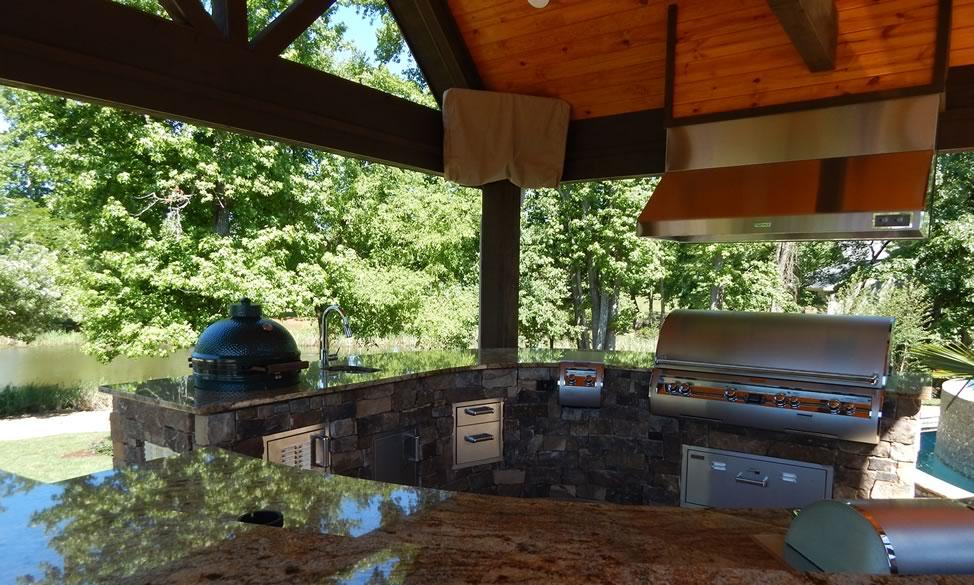 Outdoor Kitchens | Fine\'s Gas