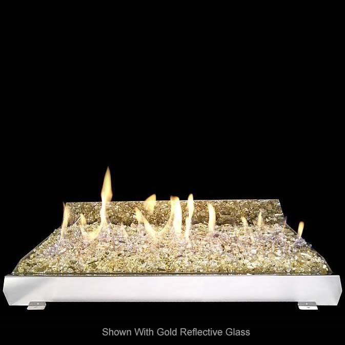 Rh Peterson 18 Inch Contemporary Vent Free Glass Burner