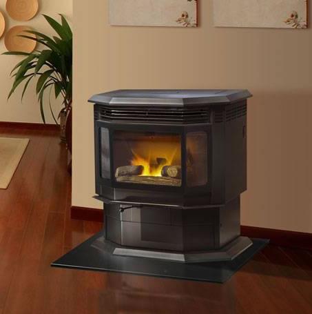 Quadra Fire Classic Bay 1200 Pellet Stove Fine S Gas