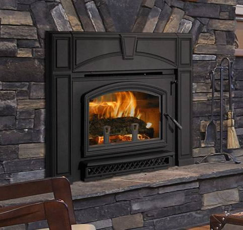 quadra fire voyageur grand wood fireplace insert fine s gas rh finesgas com quadra fire fireplace insert parts quadra fire gas fireplace insert reviews