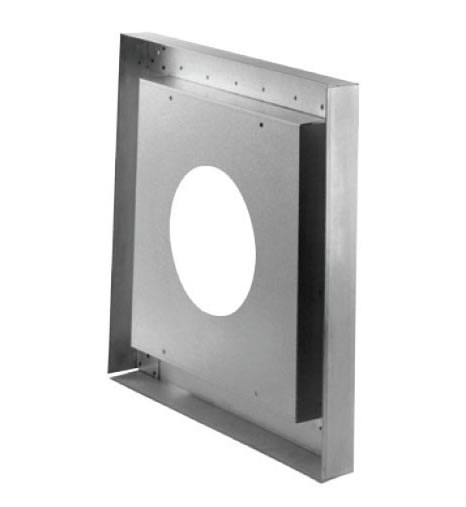 Duravent Vinyl Siding Standoff For 5 X 8 Vent Pipe Fine