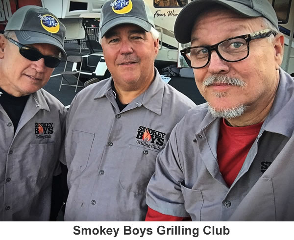 Grilling Class Sign Up