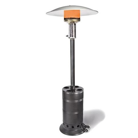 SunStar Infrared Patio Heater Black - Black SunStar Outdoor Infrared Patio Heater Fine's Gas