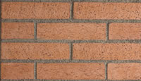 Red Split Stacked Firebrick