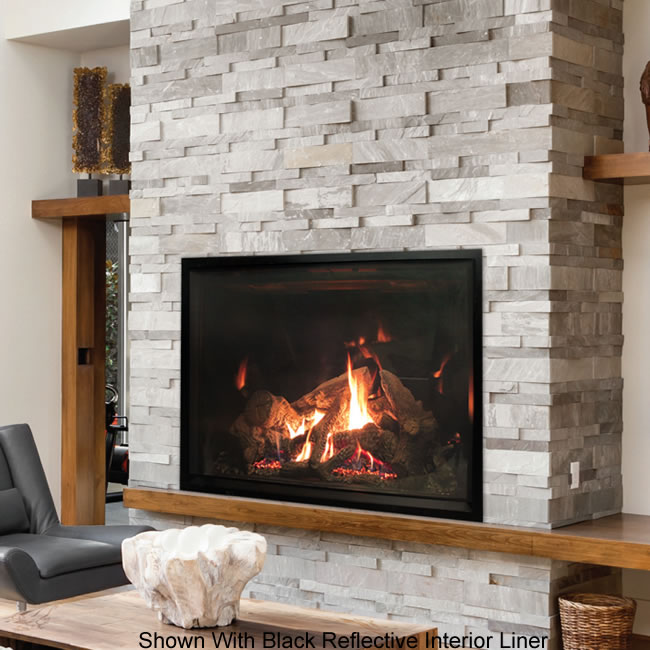 Rushmore 50 Inch Truflame Direct Vent Fireplace Fine S Gas