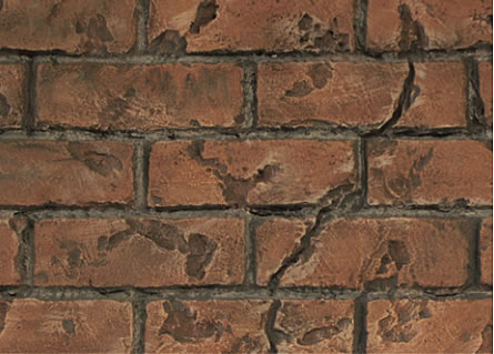 Fire Cracked Brick Liner