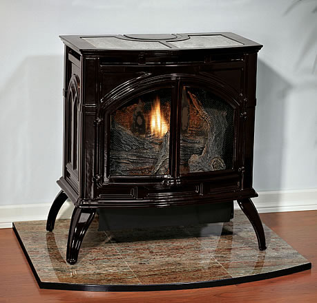 Empire Vent Free Stove Bedroom Approved Fine S Gas